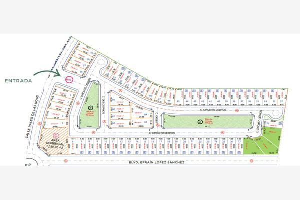 Foto de terreno habitacional en venta en  , palma real, torreón, coahuila de zaragoza, 17518538 No. 06