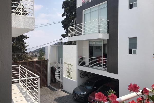 Foto de casa en venta en palma , san bartolo ameyalco, álvaro obregón, df / cdmx, 14032089 No. 16