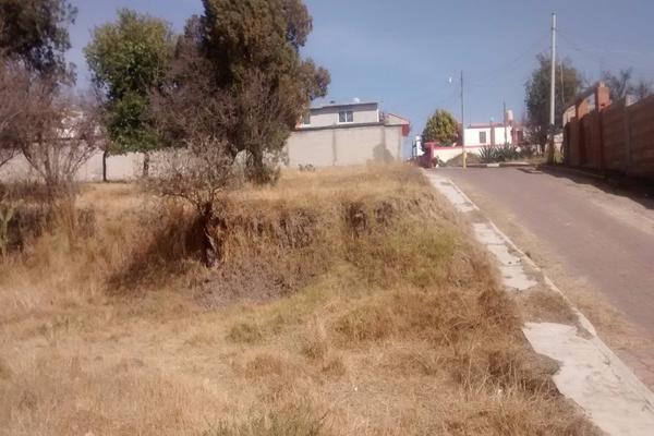 Foto de terreno habitacional en venta en palma y niños martires 0 , santa maría atlihuetzian, yauhquemehcan, tlaxcala, 14816474 No. 02