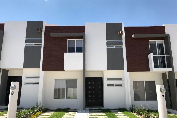 Foto de casa en renta en  , palmares, querétaro, querétaro, 14033554 No. 01