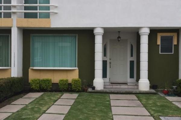 Foto de casa en venta en  , palmares, querétaro, querétaro, 14035011 No. 01