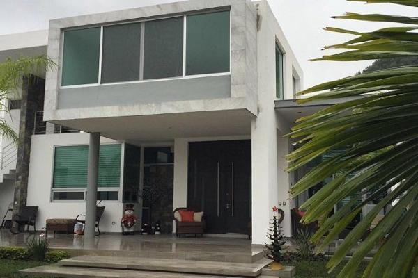 Foto de casa en venta en  , palmares residencial, monterrey, nuevo león, 2626628 No. 01