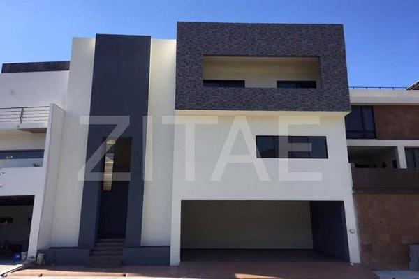Foto de casa en venta en  , palmares residencial, monterrey, nuevo león, 7954572 No. 01
