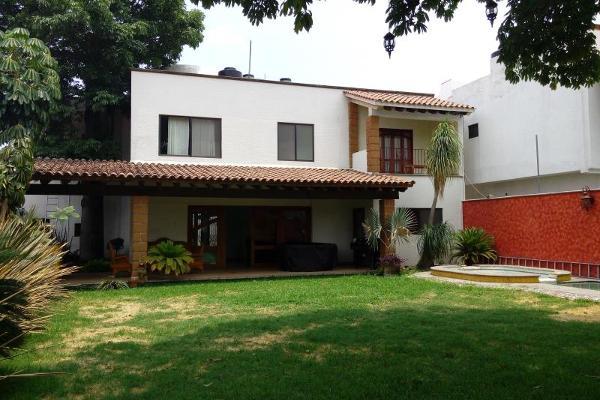 Foto de casa en renta en palmas sur -, las palmas, cuernavaca, morelos, 6170967 No. 01