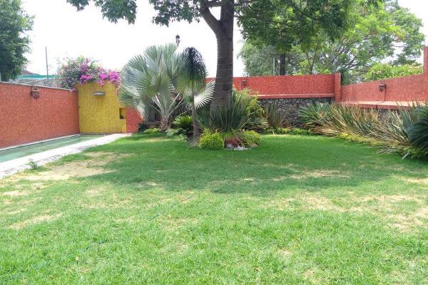 Foto de casa en renta en palmas sur -, las palmas, cuernavaca, morelos, 6170967 No. 02