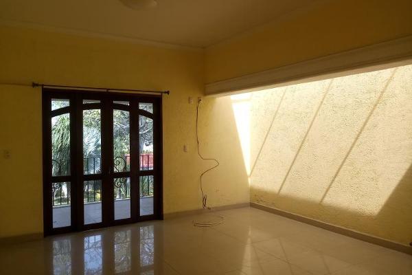 Foto de casa en renta en palmas sur -, las palmas, cuernavaca, morelos, 6170967 No. 21