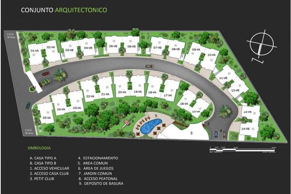 Foto de casa en venta en palmequen , temozon norte, mérida, yucatán, 6136996 No. 21