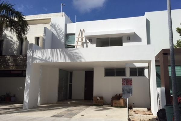 Foto de casa en venta en palmeto , cancún centro, benito juárez, quintana roo, 4497401 No. 01