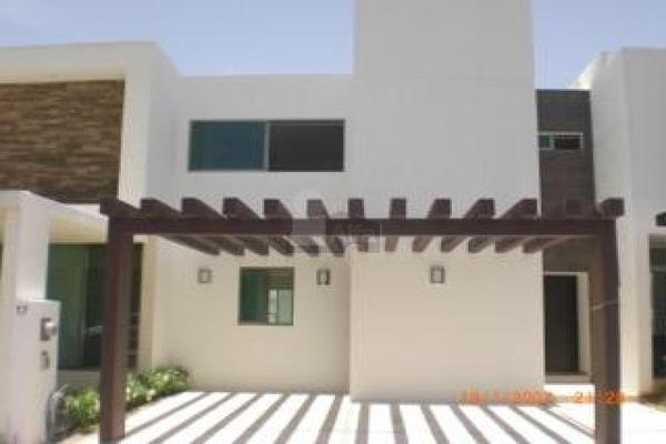 Foto de casa en venta en palmetto , residencial cumbres, benito juárez, quintana roo, 9134053 No. 01