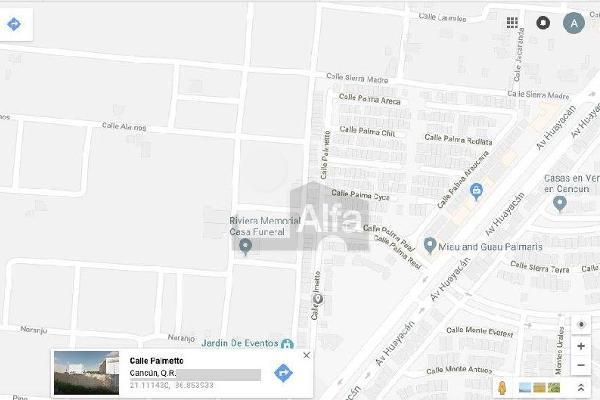 Foto de casa en venta en palmetto , residencial san antonio, benito juárez, quintana roo, 9134053 No. 02