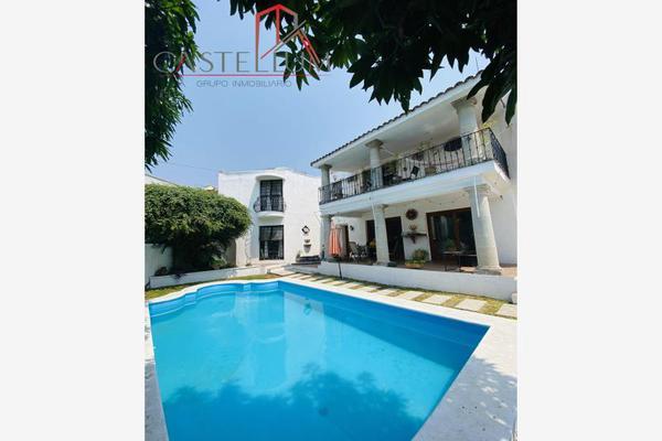 Foto de casa en venta en palmira 90, palmira tinguindin, cuernavaca, morelos, 0 No. 01
