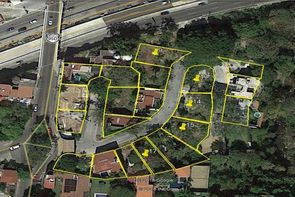 Foto de terreno habitacional en venta en palmira, cuernavaca, morelos , rinconada palmira, cuernavaca, morelos, 16801462 No. 01