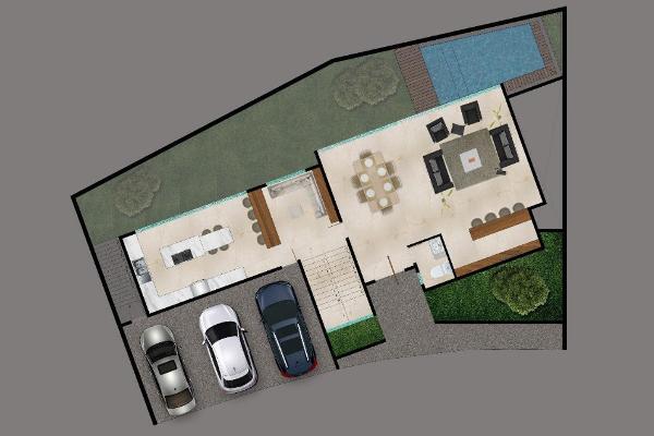 Foto de casa en venta en palmira , jardines de san agustin 1 sector, san pedro garza garcía, nuevo león, 8113846 No. 03