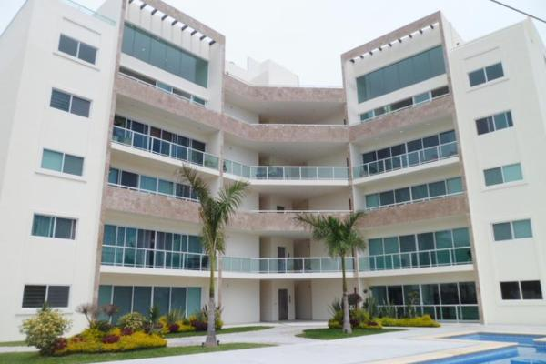Foto de departamento en renta en  , palmira tinguindin, cuernavaca, morelos, 13349215 No. 02