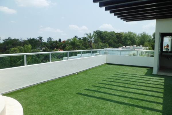Foto de departamento en renta en  , palmira tinguindin, cuernavaca, morelos, 13349215 No. 16