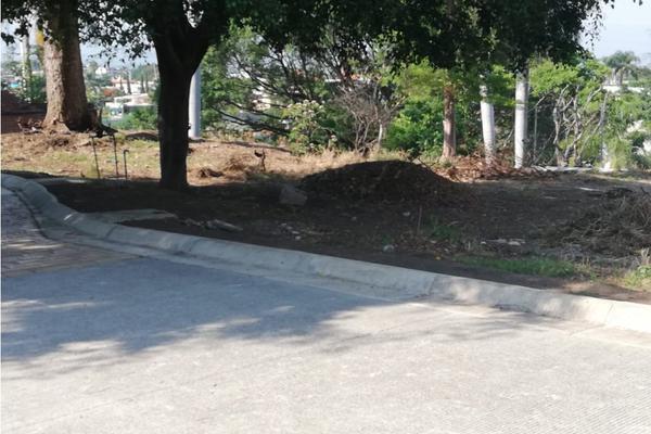 Foto de terreno habitacional en venta en  , palmira tinguindin, cuernavaca, morelos, 16260859 No. 02