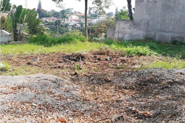 Foto de terreno habitacional en venta en  , palmira tinguindin, cuernavaca, morelos, 16260859 No. 07