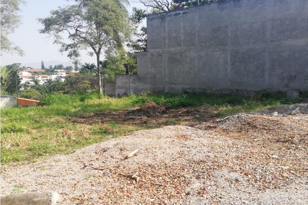 Foto de terreno habitacional en venta en  , palmira tinguindin, cuernavaca, morelos, 16260859 No. 08