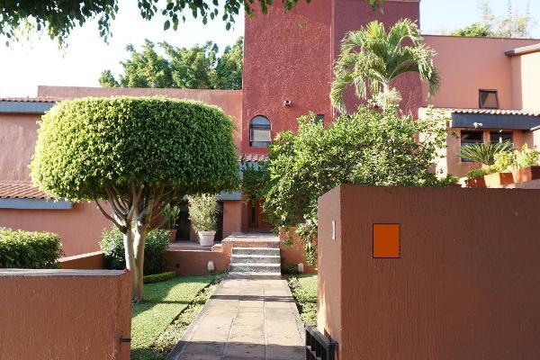 Foto de casa en venta en  , palmira tinguindin, cuernavaca, morelos, 4643276 No. 01