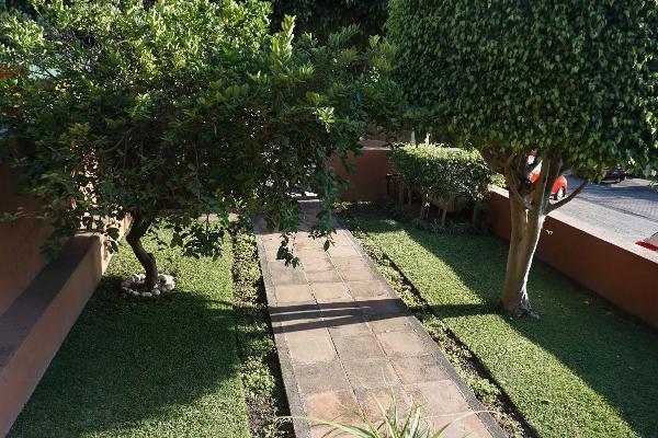 Foto de casa en venta en  , palmira tinguindin, cuernavaca, morelos, 4643276 No. 25