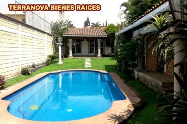 Foto de casa en venta en  , palmira tinguindin, cuernavaca, morelos, 4666545 No. 01
