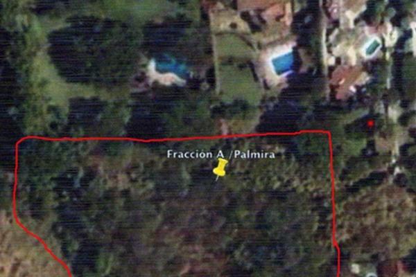 Foto de terreno habitacional en venta en avenida palmira , palmira tinguindin, cuernavaca, morelos, 5323466 No. 01