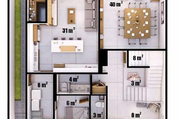 Foto de casa en venta en  , palo blanco, san pedro garza garcía, nuevo león, 2623477 No. 04