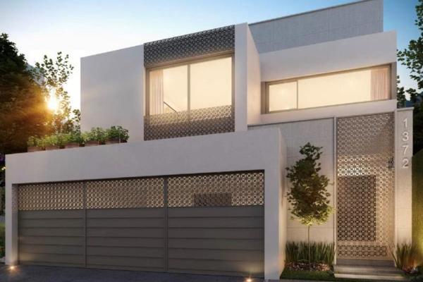 Foto de casa en venta en  , palo blanco, san pedro garza garcía, nuevo león, 5547853 No. 01