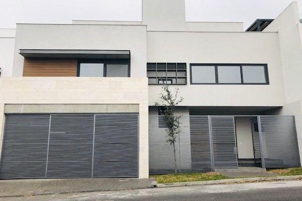 Foto de casa en venta en  , palo blanco, san pedro garza garcía, nuevo león, 7956487 No. 01