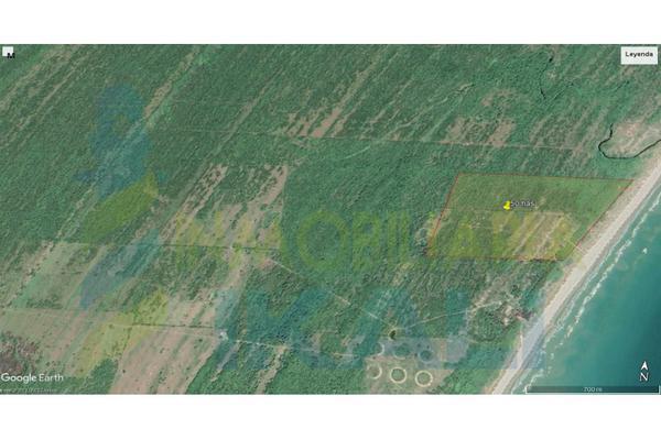 Foto de terreno habitacional en venta en  , palo blanco, tamiahua, veracruz de ignacio de la llave, 10076448 No. 10