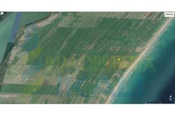 Foto de terreno habitacional en venta en  , palo blanco, tamiahua, veracruz de ignacio de la llave, 10076448 No. 11