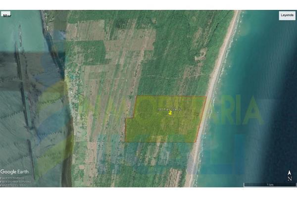 Foto de terreno habitacional en venta en  , palo blanco, tamiahua, veracruz de ignacio de la llave, 10076463 No. 09