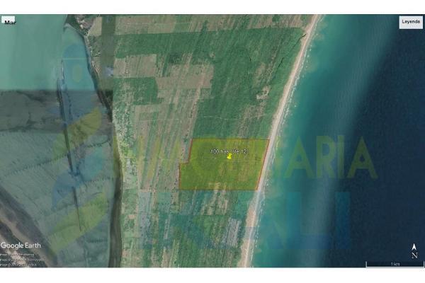 Foto de terreno habitacional en venta en  , palo blanco, tamiahua, veracruz de ignacio de la llave, 10076463 No. 10