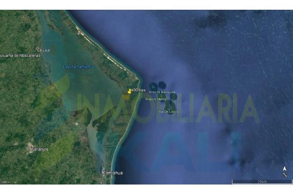 Foto de terreno habitacional en venta en  , palo blanco, tamiahua, veracruz de ignacio de la llave, 6140409 No. 10