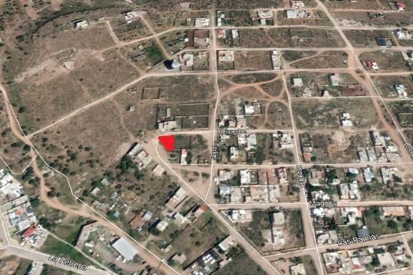 Foto de terreno habitacional en venta en palo de rosa , ampliación el saltito, durango, durango, 5295042 No. 01