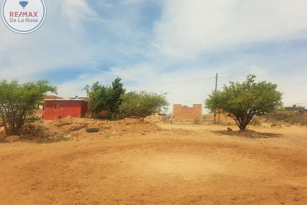 Foto de terreno habitacional en venta en palo de rosa , ampliación el saltito, durango, durango, 5295042 No. 03