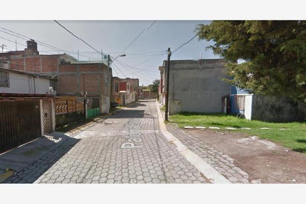 Foto de casa en venta en paloma brava nn, residencial las palmas, metepec, méxico, 8635224 No. 01