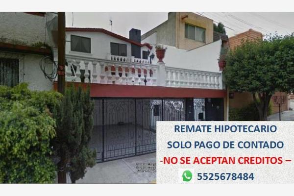 Foto de casa en venta en palomas 262, las alamedas, atizapán de zaragoza, méxico, 6194227 No. 01