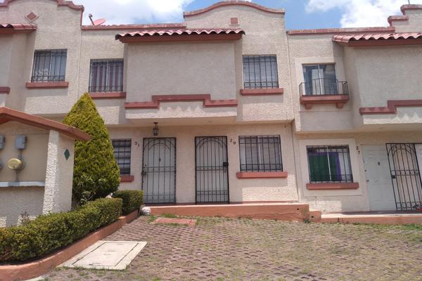 Foto de casa en venta en pamplona 29, villa del real, tecámac, méxico, 0 No. 01