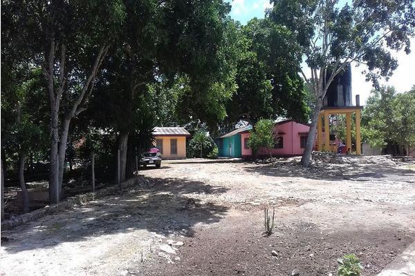Foto de rancho en venta en  , panaba, panabá, yucatán, 5663461 No. 03