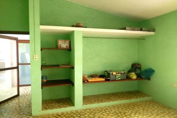 Foto de rancho en venta en  , panaba, panabá, yucatán, 5663461 No. 08