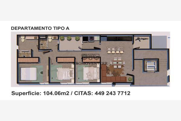 Foto de departamento en venta en  , panorama, aguascalientes, aguascalientes, 7286677 No. 02