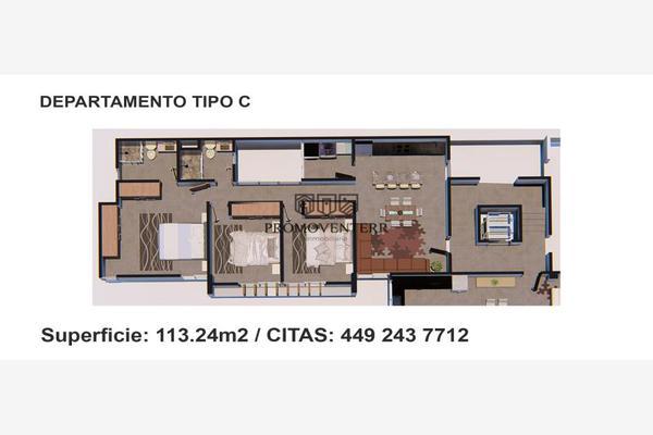 Foto de departamento en venta en  , panorama, aguascalientes, aguascalientes, 7286677 No. 04