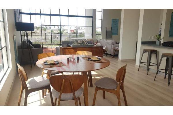 Foto de departamento en venta en panorama la vista , residencial el refugio, querétaro, querétaro, 13331191 No. 03