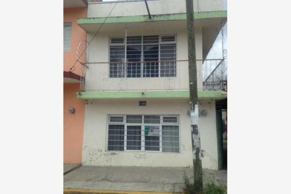 Foto de casa en venta en panteon xalapeño 2, progreso macuiltepetl, xalapa, veracruz de ignacio de la llave, 5686615 No. 01