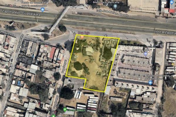 Foto de terreno industrial en venta en papaloapan 879, san pedrito, san pedro tlaquepaque, jalisco, 5891558 No. 02