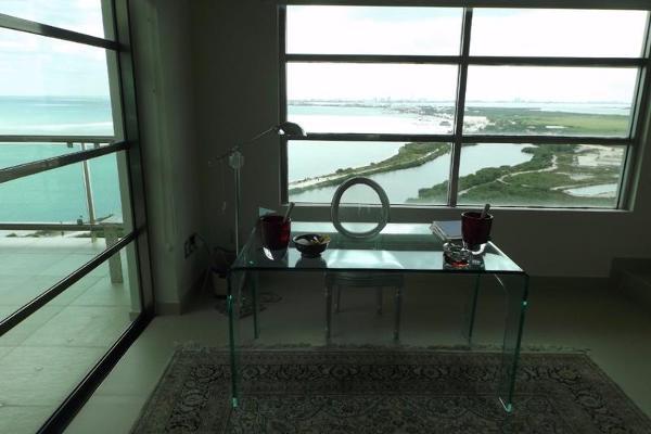 Foto de departamento en venta en  , paraíso cancún, benito juárez, quintana roo, 7872425 No. 11