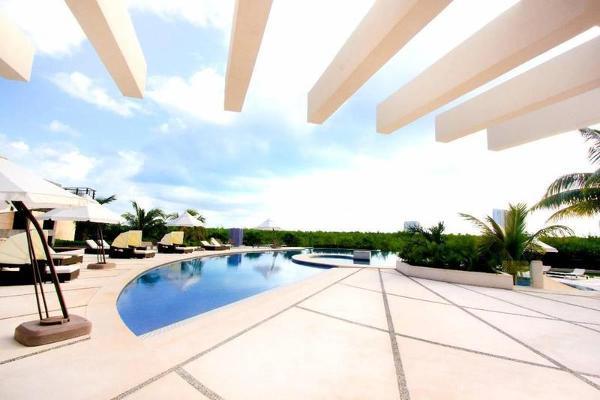 Foto de departamento en venta en  , paraíso cancún, benito juárez, quintana roo, 7872560 No. 02