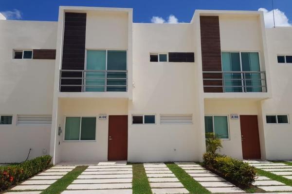 Foto de casa en renta en  , paraíso cancún, benito juárez, quintana roo, 9913334 No. 01