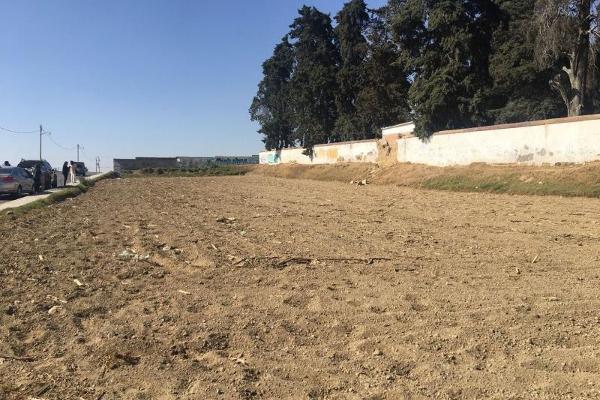 Foto de terreno habitacional en venta en paraje camposanto 1, calimaya de diaz gonzález, calimaya, méxico, 5294334 No. 01